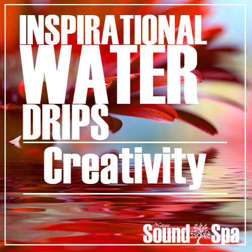 Inspirational Water Drips